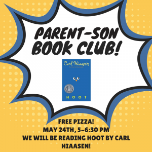 Parent-Son Bookclub