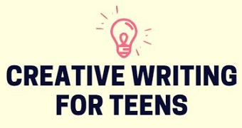 creative writing for teen poster