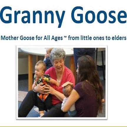 granny goose poster