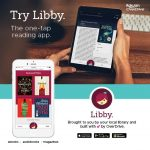 Library eBooks and Audiobooks on your tablet and smartphone @ Nelson Public Library - lower level