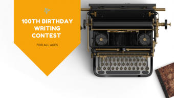 100th Birthday Writing contest-rectangle