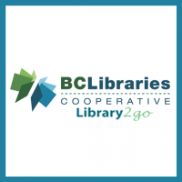 BC Libraries Cooperative Library 2 go - square