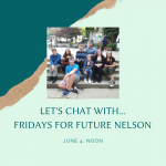 Let's Chat with Fridays for Future Nelson! @ Online! See Event Details