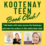Kootenay Teen Book Club: @ Online! See Event Details